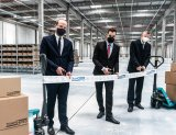 COMMITMENT TO THE BUDAPEST REGION: WE HAVE OPENED A LOGISTICS CENTRE IN NAGYTARCSA